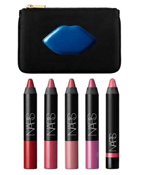 set mini lip pencils